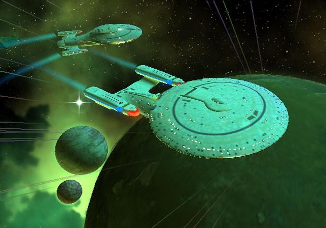 Star Trek : Conquest (2007) 01