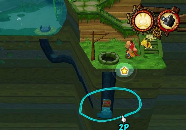 Zack & Wiki : Quest for Barbaros' Treasure 99
