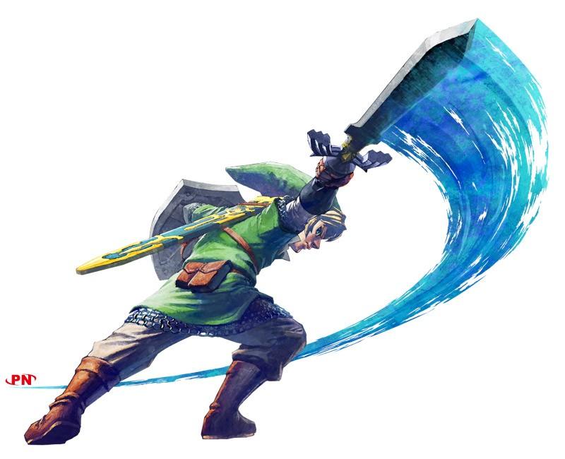 The Legend of Zelda : Skyward Sword 02