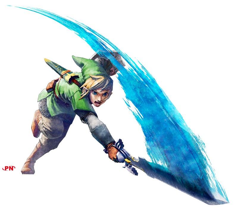 The Legend of Zelda : Skyward Sword 03