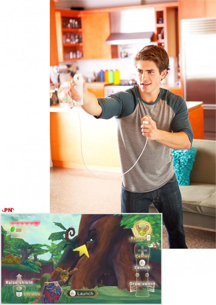 The Legend of Zelda : Skyward Sword 06