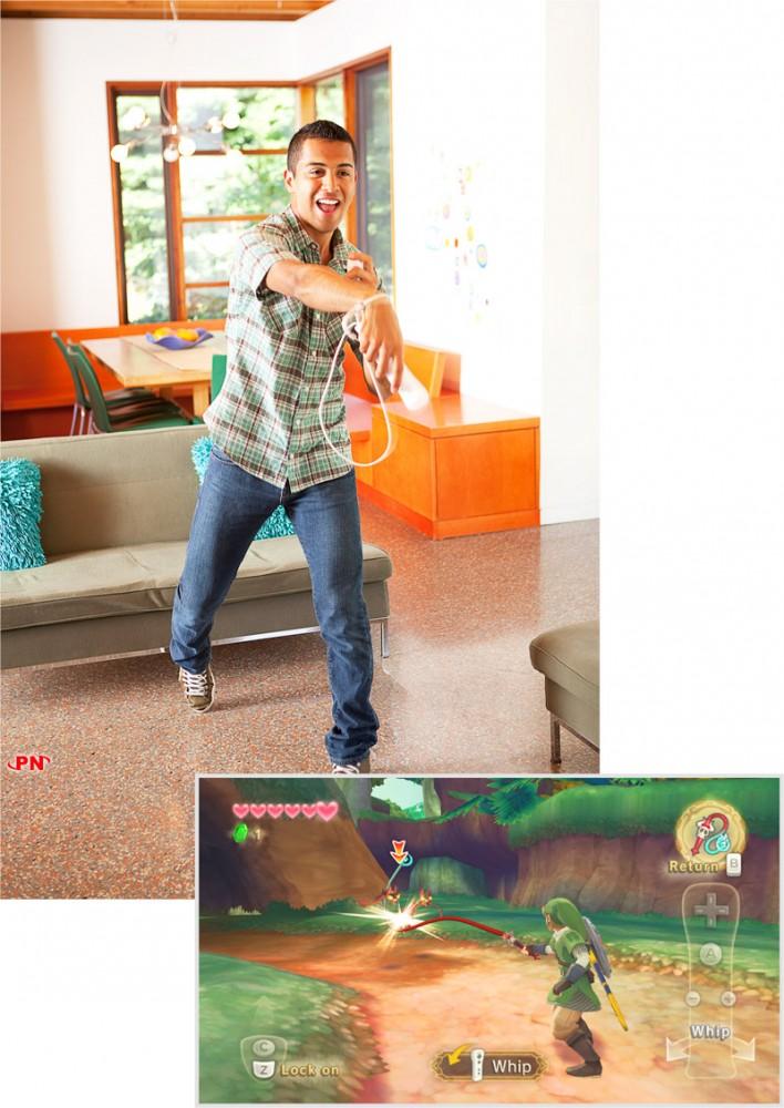 The Legend of Zelda : Skyward Sword 14
