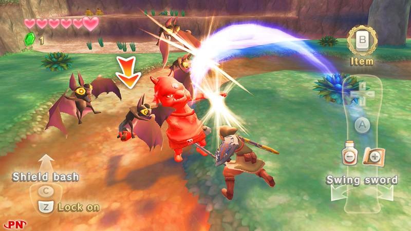 The Legend of Zelda : Skyward Sword 01