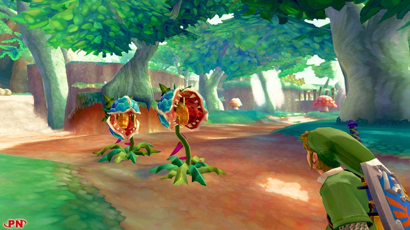 The Legend of Zelda : Skyward Sword 05