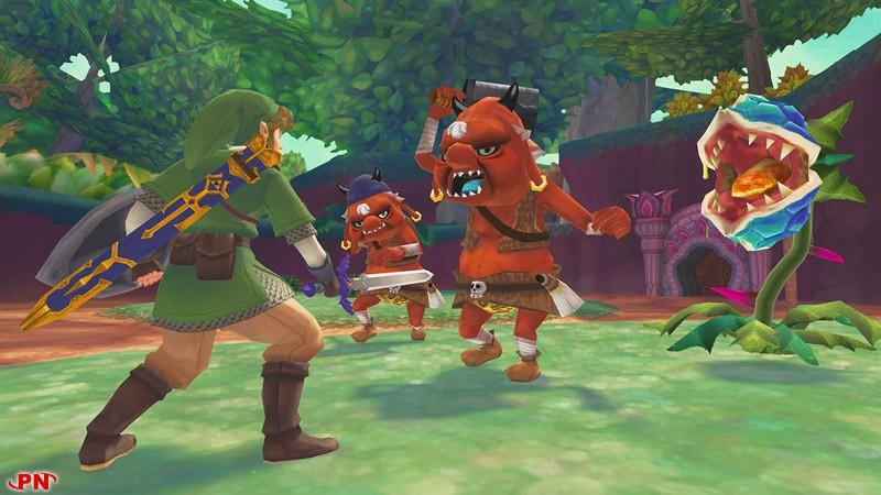 The Legend of Zelda : Skyward Sword 07