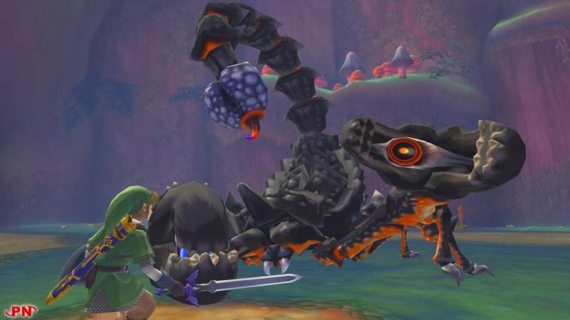 The Legend of Zelda : Skyward Sword 08