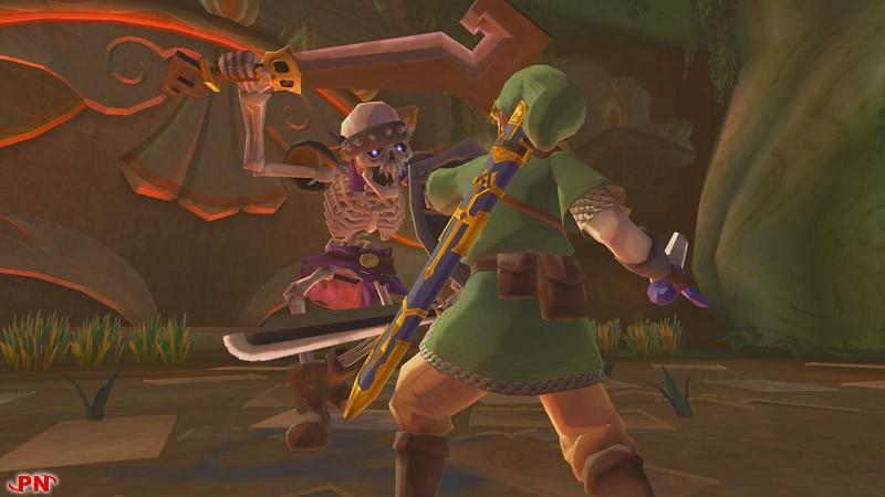 The Legend of Zelda : Skyward Sword 09