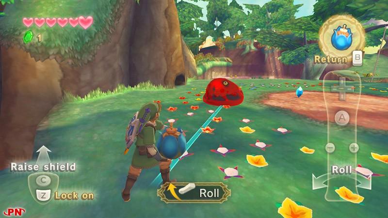 The Legend of Zelda : Skyward Sword 10