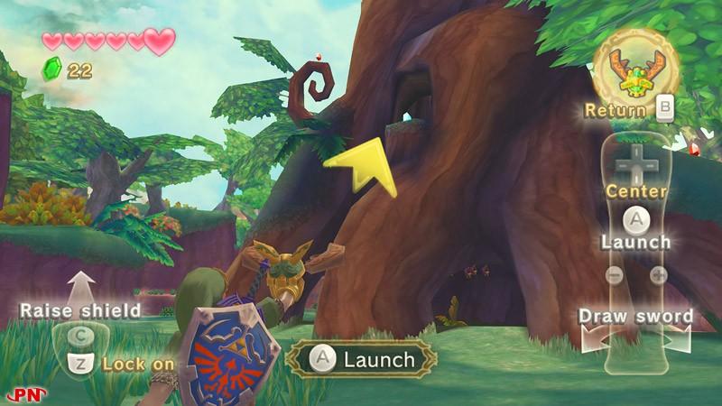 The Legend of Zelda : Skyward Sword 11