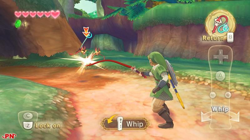 The Legend of Zelda : Skyward Sword 12