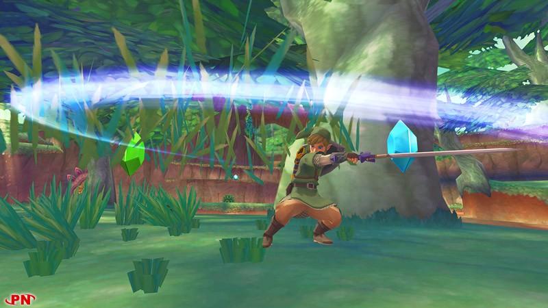 The Legend of Zelda : Skyward Sword 13