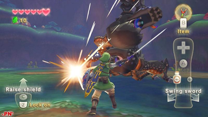 The Legend of Zelda : Skyward Sword 15