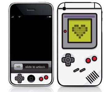 Consoles Portables (Nintendo DS, PSP ...) Skiniphone