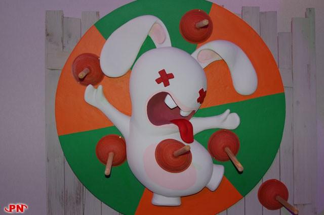 Rayman contre les lapins crétins 2 31