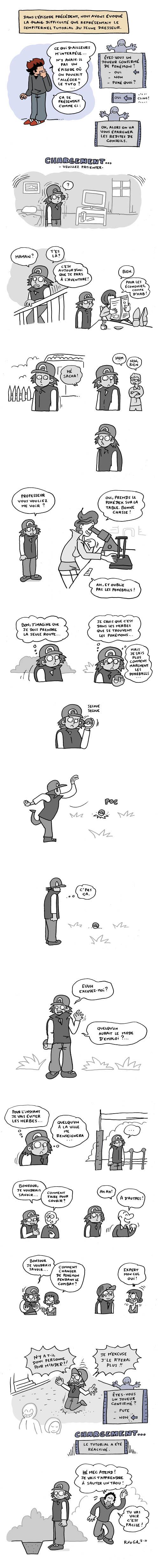 Ryoga fête la sortie de Pokémon Noir et Blanc 2 sur Puissance Nintendo !