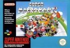 Boîte FR de Super Mario Kart sur SNES