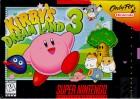 Boîte US de Kirby's Dream Land 3 sur SNES