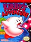 Boîte US de Kirby's Adventure sur NES