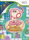 Boîte FR de Kirby : Au fil de l'Aventure sur Wii