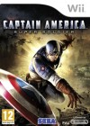 Boîte FR de Captain America : Super Soldier sur Wii