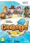 Boîte FR de National Geographic Challenge ! sur Wii
