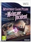 Boîte FR de Mystery Case Files : The Malgrave Incident sur Wii