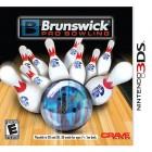 Boîte US de Brunswick Pro Bowling sur 3DS