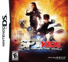 Boîte US de Spy Kids : All the Time in the World sur NDS