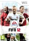 Boîte FR de FIFA 12 sur Wii