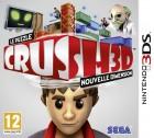 Boîte FR de CRUSH3D sur 3DS