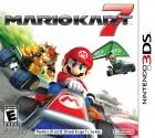 Boîte US de Mario Kart 7 sur 3DS