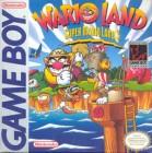 Boîte US de Wario Land : Super Mario Land 3 sur GB