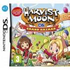 Boîte FR de Harvest Moon : Grand Bazaar sur NDS