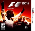 Boîte US de F1 2011 sur 3DS