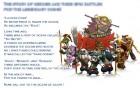 Capture de site web de Kaio : King of Pirates sur 3DS