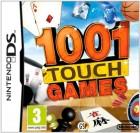 Boîte FR de 1001 Touch Games sur NDS