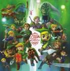 Scan de Anniversaire 25 ans de Zelda