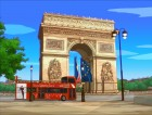 Artworks de Rhythm Thief & les Mystères de Paris sur 3DS