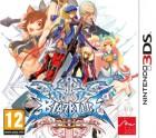 Boîte FR de BlazBlue Continuum Shift II sur 3DS