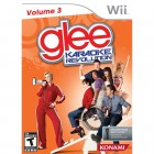 Boîte US de Karaoke Revolution Glee : Volume 3 sur Wii
