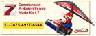 Infographie de Mario Kart 7 sur 3DS