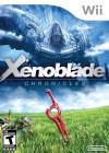 Boîte US de Xenoblade Chronicles sur Wii