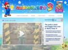 Capture de site web de Mario Party 9 sur Wii