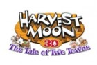 Logo de Harvest Moon : The Tale of Two Towns sur 3DS