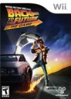 Boîte US de Back to the Future The Game sur Wii