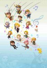 Artworks de Theatrhythm Final Fantasy sur 3DS