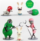Photos de The Lapins Crétins : La Grosse Aventure sur Wii