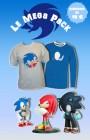 Infographie de Sonic Team