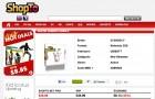 Capture de site web de Les Lapins Crétins : La Grosse Bagarre sur 3DS