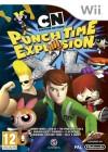 Boîte FR de CN Punch Time Explosion XL sur Wii
